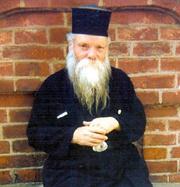 Parintele Evmenios Saridakis