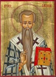 Sfantul Metodie, Patriarhul Constantinopolului