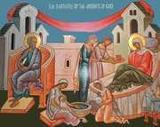 Astazi se naste Maria, rodul cel mai curat al umanitatii