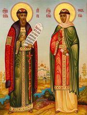 Viata Sfintilor Petru si Fevronia