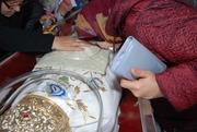 Sfanta Parascheva, grabnic ajutatoare