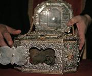 Urechea neputrezita a Sfantului Ioan Gura de Aur