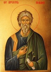 Sfantul Andrei, Apostolul lupilor