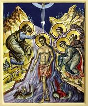 Boboteaza - Iordanul aratarii Sfintei Treimi