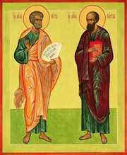 Predica la sarbatoarea Sfintilor Apostoli Petru si Pavel