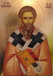 Predica la Sfantul Ierarh Ghelasie de la Ramet