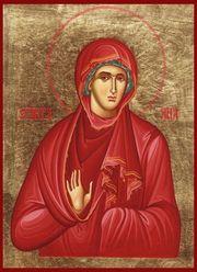 Despre minunile Sfintei Ana cu cei fara de prunci, femeile sterile si alti suferinzi
