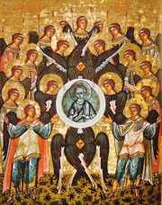 Rolul ingerilor in iconomia dumnezeiasca a mantuirii oamenilor