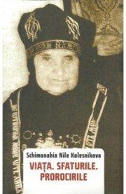 Amintirile lui O. despre schimonahia Nila Kolesnikova
