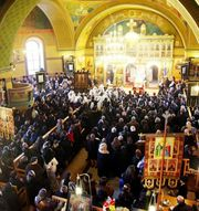 Unde se afla mintea ta atunci cand trupul se afla in biserica?