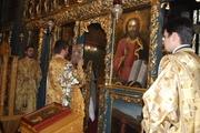 Iesirea si intrarea cu Sfanta Evanghelie