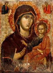 Despre icoanele Maicii Domnului