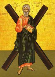 Sfantul Apostol Andrei, ocrotitor si parinte spiritual al romanilor