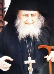 Parintele Sofronie, teolog al universalitatii