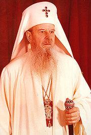 Patriarhul Bisericii Ortodoxe Romane - Dr. Iustin Moisescu
