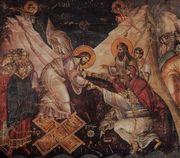 Invierea lui Hristos incepe cu pogorarea Sa la iad