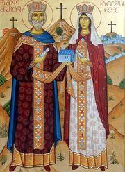 Sfintii Mirian si Nana