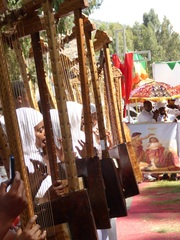 Pelerinaj in Etiopia