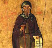 Sfantul Antonie cel Mare si cizmarul din Alexandria