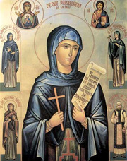 Ganduri la sarbatoarea Sfintei Cuvioase Parascheva