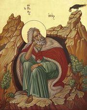 Sfantul Proroc Ilie sau lucrarea sfintilor in lume