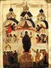 Acoperamantul Maicii Domnului; Sfantul Apostol Anania; Sfantul Roman Melodul