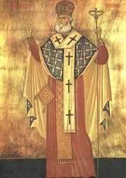 Sfantul Ierarh Antim Ivireanu; Sfintii Mucenici Calistrat si Epiharia