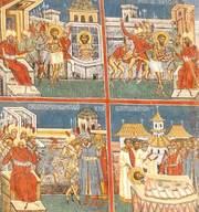 Acatistul Sfantului Ioan cel Nou de la Suceava