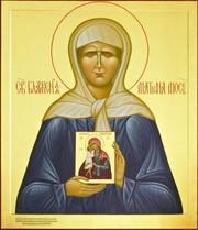 Acatistul Sfintei Matroana