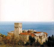 Caracalu - ctitoria din Athos a lui Petru Rares