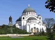 Catedrala Sfantul Sava din Belgrad