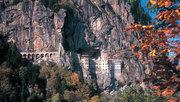 Manastirea Sumela din Turcia