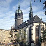 Biserica Castle din Wittenberg