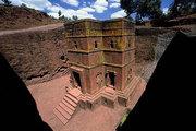 Bisericile sapate in piatra din Lalibela