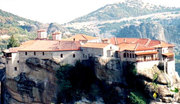 Manastirea Varlaam - Meteora