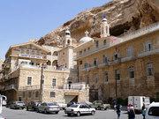 Manastirea Sfanta Tecla - Maaloula