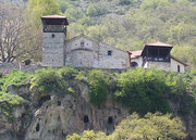 Manastirea Zrze - Schimbarea la Fata