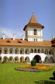 Manastirea Brancoveanu de la Sambata de Sus