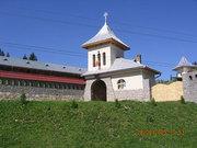 Manastirea Fagetel - manastirea credinciosilor de pe valea Ghimesului si de pe valea Trotusului