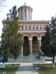 Samurcasesti - manastirea harniciei