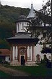 Gherasim Timus si Manastirea Turnu