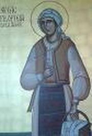 Sf. Mucenita Filofteia
