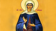 Sfanta Nona - icoana sotiei crestine