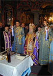 Sfintele Taine in viata Bisericii