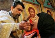 Taina Euharistiei, izvor de viata spirituala in ortodoxie