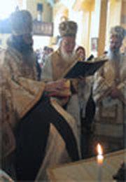 Liturghia - bucuria pascala prelungita peste veacuri