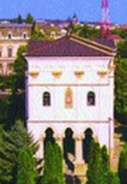 Vechea Catedrala mitropolitana impodobita cu haine noi