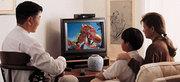 Viata de familie si televizorul