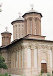 Parasirea manastirii