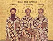 Intalnirea dintre istorie si eshaton in teologia si viata Sfintilor Trei Ierarhi